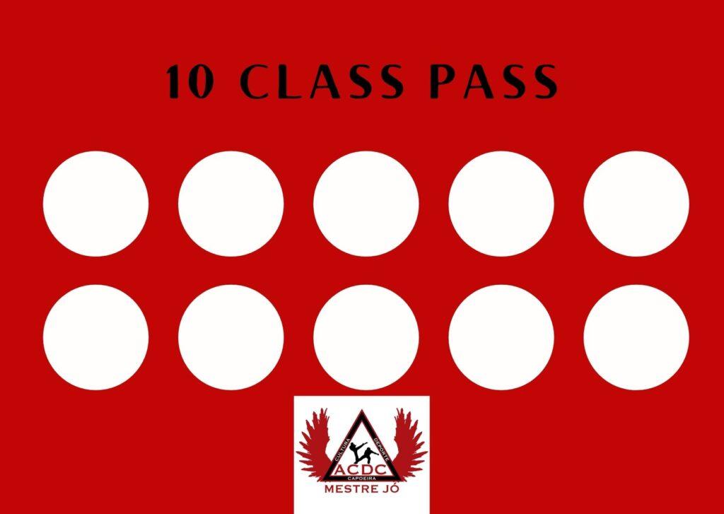 Capoeira Manchester 10 class pass